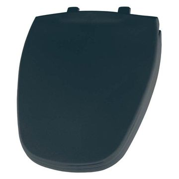 Bemis 1240200 325 Plastic Round Toilet Seat, Verde Green