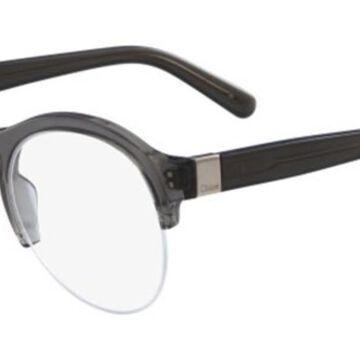 Chloe CE 2711 065 Womenas Glasses Grey Size 53 - Free Lenses - HSA/FSA Insurance - Blue Light Block Available