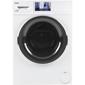 Haier 2.4 Cu. Ft. White Frontload Washer