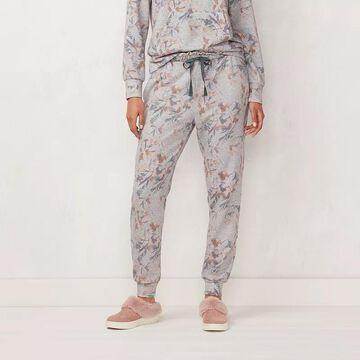 Women's LC Lauren Conrad High-Waisted Jogger Pants, Size: XL, Med Grey
