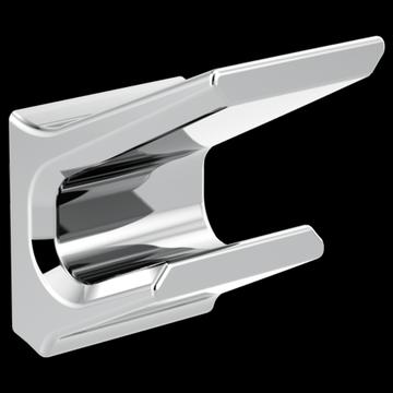 Delta Pivotal Double Robe Hook Chrome