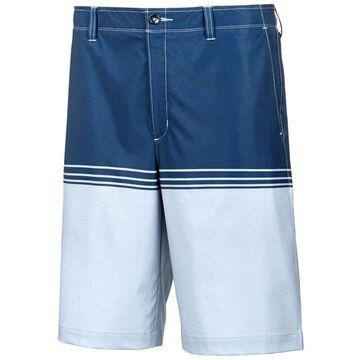 Greg Norman Mens Colorblock Casual Walking Shorts
