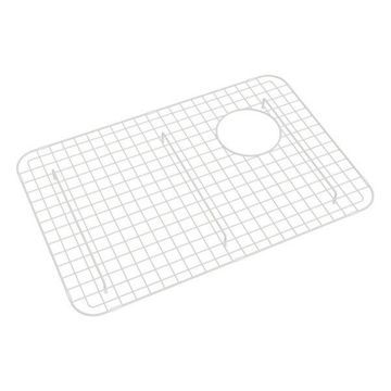 Rohl Stainless Steel Kitchen Sink Grid, Biscuit
