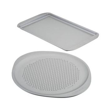 Farberware 2-Piece Pizza Pan Set