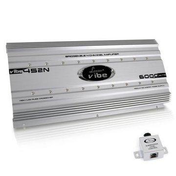 LANZAR VIBE452N - Vibe 6000 Watts 4 Channel Mosfet Amplifier