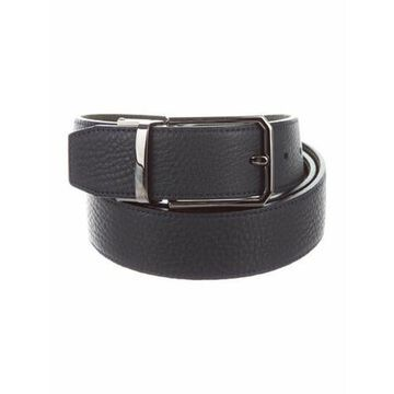 Leather Belt Blue