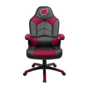 Imperial Wisconsin Badgers Team Oversized Gaming Chair