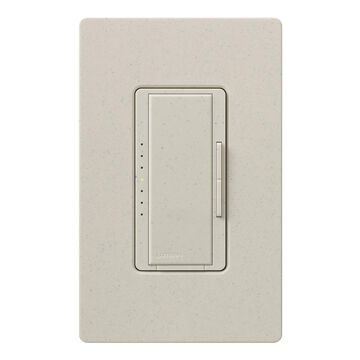 Lutron Maestro Multi-Location Limestone Decorator Light Dimmer