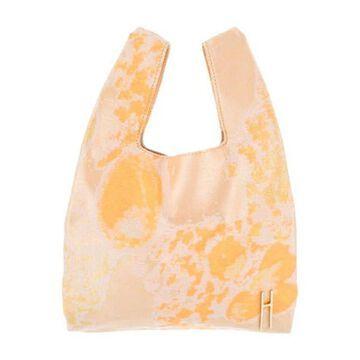 Brocade Mini Shopper Orange