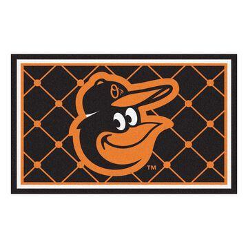 Fanmats MLB Baltimore Orioles 4'x6' Rug