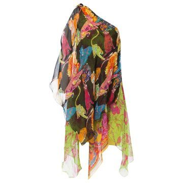 Emanuel Ungaro Multicolour Silk Dresses