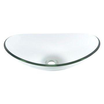 Chiaro Glass Vessel Sink