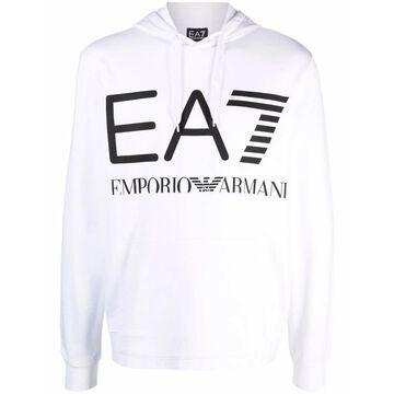 EA7 Sweaters White