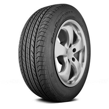 Continental procontact gx ssr P245/50R18 100H bsw all-season tire