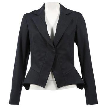 Derek Lam Black Wool Jackets