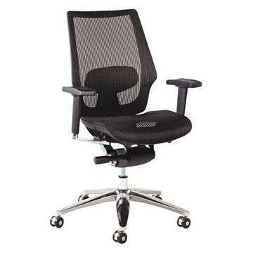 ALERA ALEKE4218 Desk Chair Series K8, Mesh Black