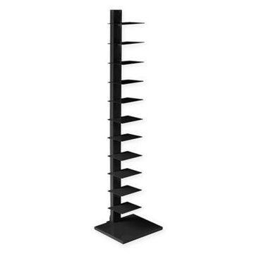 Southern Enterprises Spine Tower in Black