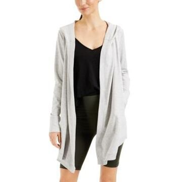 Ideology Open-Front Tulip-Hem Wrap, Created for Macy's