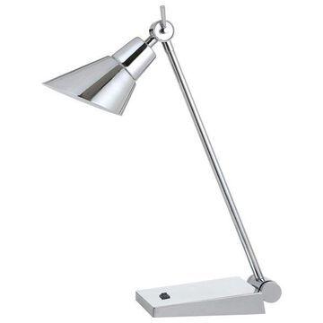 Adjustable Metal Desk Lamp with Rocker Switch, BO-2690DK