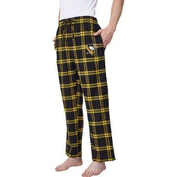 Concepts Sport Men's Pittsburgh Penguins Flannel Pants
