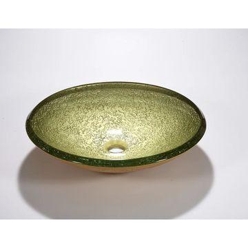 Legion Furniture Lime Yellow Bowl Vessel Sink (ZA-243)