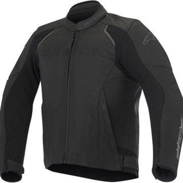 Alpinestars 2017 Devon Airflow Leather Jacket - Black