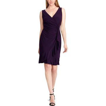 American Living Womens Party Dress Ruffled Sleeveless - 6