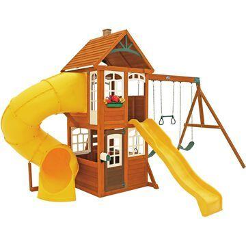 KidKraft Castlewood Swing Set Slide Component Box 5 of 5