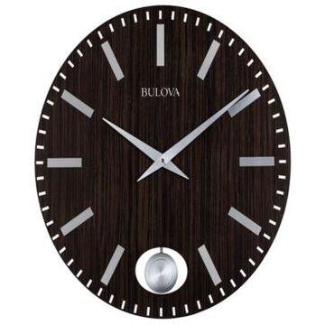Bulova Manhattan Wall Clock