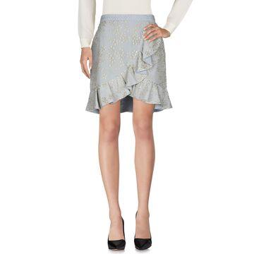 SELF-PORTRAIT Knee length skirts