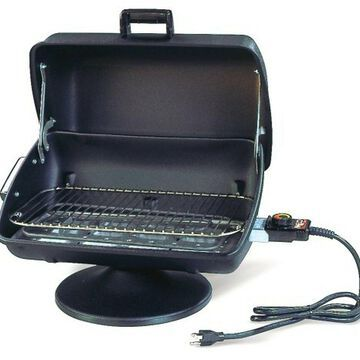 Brand New Easy Street Meco 9210 Portable Utility Tabletop Electric Grill