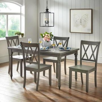 Simple Living Evanston Dining Set