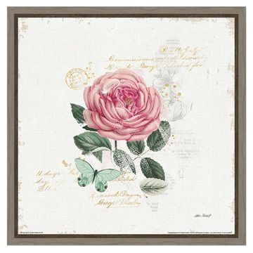 Amanti Art 'French Romance IV' by Katie Pertiet