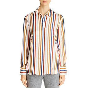 Lafayette 148 New York Scottie Blouse