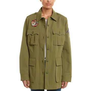 Figue Womens Evil Eye Jacket