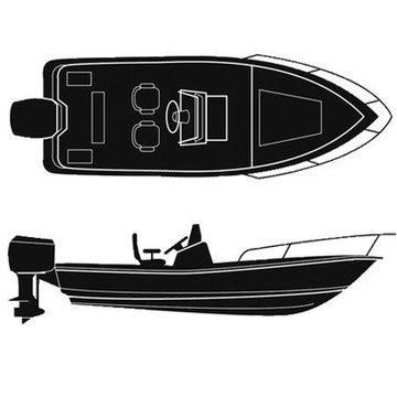Seachoice Semi-Custom Boat Cover For V-Hull Center Console Boats