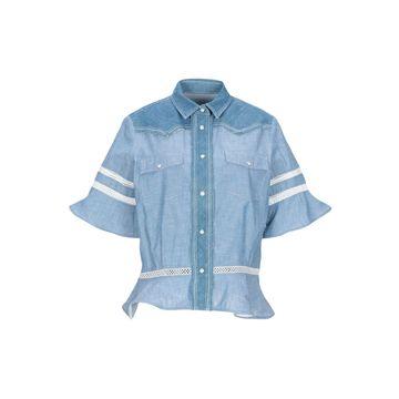 SACAI Denim shirts