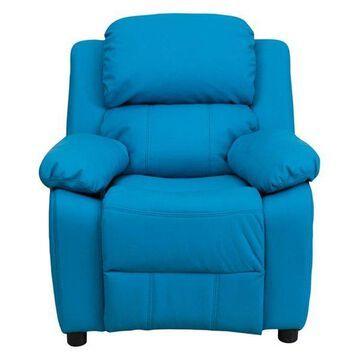 Flash Furniture Kids Recliner, Green