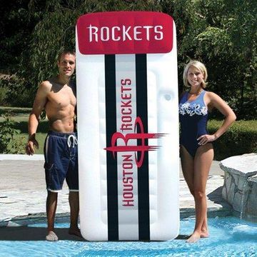 Poolmaster Houston Rockets NBA Giant Mattress