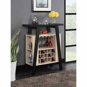 Convenience Concepts Newport Bar Console