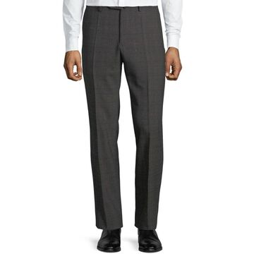 Men's Benson Check Wool Pants