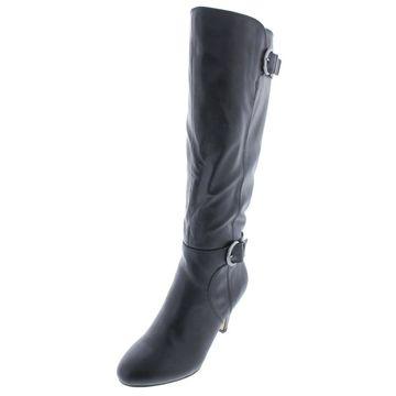 Bella Vita Womens Toni II WC Over-The-Knee Boots Wide Calf