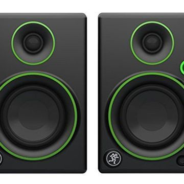 Mackie CR3 (Pair) 3 Creative Reference Multimedia Monitors (Pair)