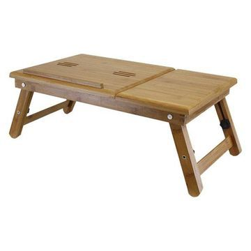 Furinno Bamboo Adjustable Lapdesk