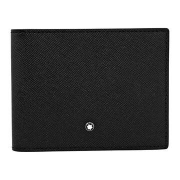 Montblanc Sartorial Wallet 4CC Money Clip - Black