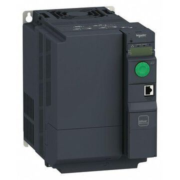 SCHNEIDER ELECTRIC ATV320U75N4B Variable Frequency Drive,10 HP,17A