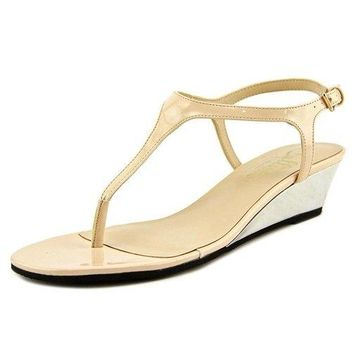 Callisto Womens Spring Open Toe Casual Ankle Strap