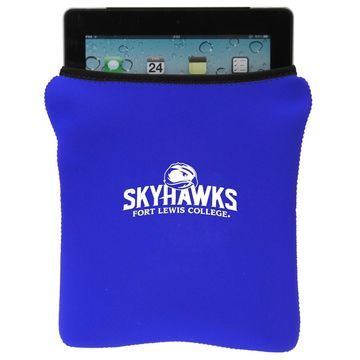 Fort Lewis College Skyhawks Tablet Sleeve