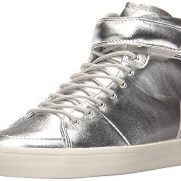 Creative Recreation Women's w Savona Sneaker, Silver, 8 B US