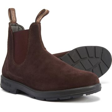 Blundstone 1458 Suede Chelsea Boots - Suede, Factory 2nds (For Men)